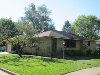 Single Family Home Pending: 391 S Brown Ave