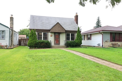 Greenfield Single Family Home Active Contingent With Offer: 4641 S 45th St