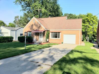 Saukville Single Family Home Active Contingent With Offer: 500 S Main St