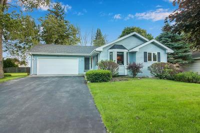 Genoa City Single Family Home Active Contingent With Offer: 39233 92nd Pl
