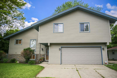 Greenfield Single Family Home Active Contingent With Offer: 5735 S 42nd St