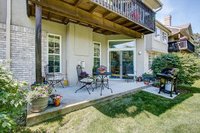 Franklin Condo/Townhouse Active Contingent With Offer: 9121 W Elm Ct #B