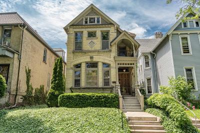 Milwaukee Single Family Home For Sale: 1685 N Cass St