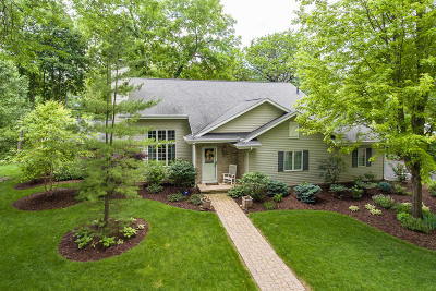 Lake Geneva Single Family Home For Sale: N2443 Shoreview Dr