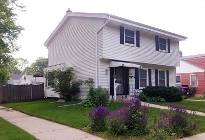 West Allis Single Family Home Active Contingent With Offer: 2177 S 109th St