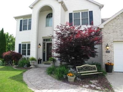 Grafton Single Family Home Active Contingent With Offer: 1137 Iris Ln