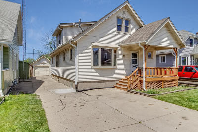 Kenosha Single Family Home For Sale: 6734 32nd Ave