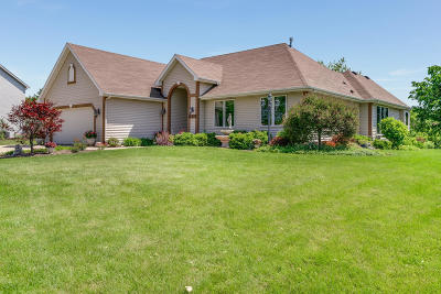 Pleasant Prairie Single Family Home Active Contingent With Offer: 11337 42nd Ave