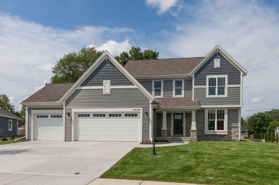 Menomonee Falls Single Family Home For Sale: N49w15496 Orchid Cir