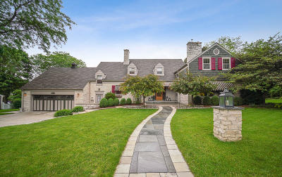 West Bend Single Family Home For Sale: 635 Summit Dr