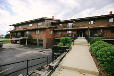 Greenfield Condo/Townhouse Active Contingent With Offer: 4075 S 84th St #7