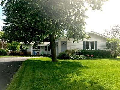 Menomonee Falls Single Family Home Active Contingent With Offer: N90w17761 St Stevens Dr