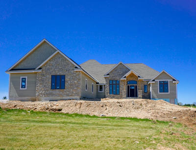 Oconomowoc Single Family Home For Sale: W337n8095 Prairie Hollow Dr