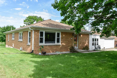 Greenfield Single Family Home Active Contingent With Offer: 4745 S 99th St