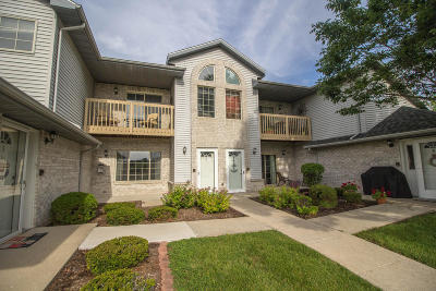 Franklin Condo/Townhouse Active Contingent With Offer: 9436 W Loomis Rd #6