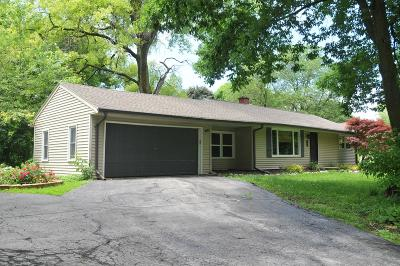 Glendale Single Family Home For Sale: 6117 N Milwaukee River Pkwy
