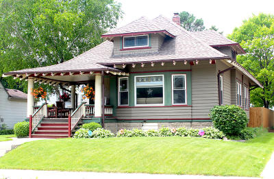 West Allis Single Family Home Active Contingent With Offer: 1965 S 82nd St
