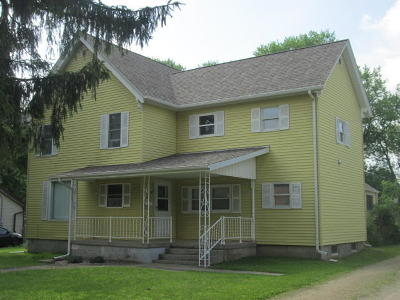 Whitewater Single Family Home For Sale: 963 W Charles St