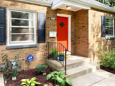 Milwaukee Single Family Home Active Contingent With Offer: 2934 N Gordon Pl
