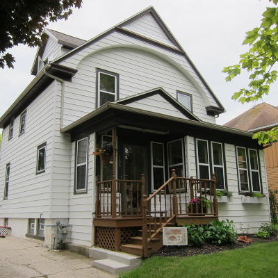 Plymouth Single Family Home For Sale: 105 Selma St