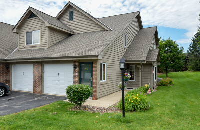 Brookfield Condo/Townhouse For Sale: 18500 Brookfield Lake Dr #74