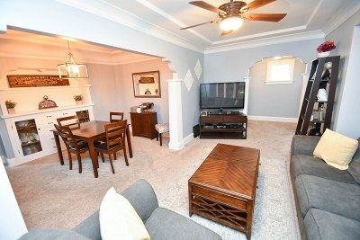 West Allis Single Family Home Active Contingent With Offer: 2237 S 62nd St