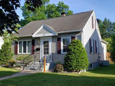 Marinette WI Single Family Home Sold: $127,000