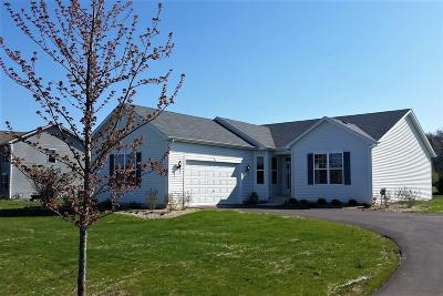 Williams Bay Single Family Home For Sale: Lt16 Bailey Estates #'Jeffers