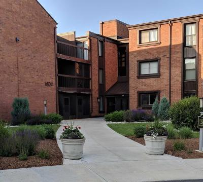 Greenfield Condo/Townhouse Active Contingent With Offer: 6100 W Stonehedge Dr #169-D
