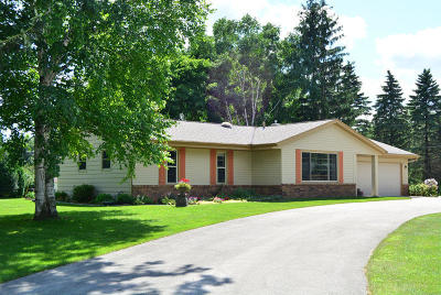 Menomonee Falls Single Family Home Active Contingent With Offer: N59w21613 Maclynn Dr