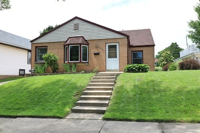 West Allis Single Family Home Active Contingent With Offer: 2053 S 93rd St