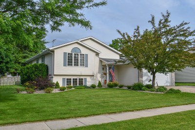 Watertown Single Family Home Active Contingent With Offer: 610 Woodbridge Trl