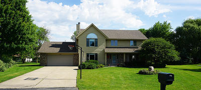 Racine Single Family Home For Sale: 3153 Rudolph Dr