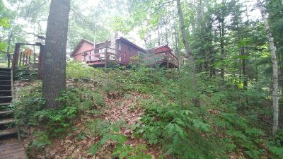 Mountain Single Family Home Active Contingent With Offer: 12970 Bauman Ln