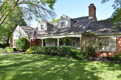 Racine Single Family Home Active Contingent With Offer: 3345 Chatham St