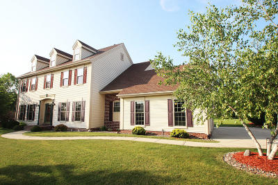 Waukesha Single Family Home Active Contingent With Offer: 1012 River Park Dr