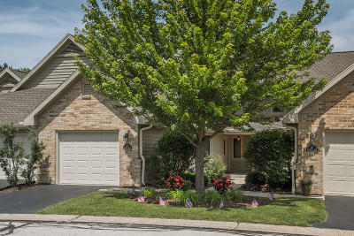Pewaukee Condo/Townhouse Active Contingent With Offer: N21w24248 Cumberland Dr #26H