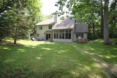 East Troy Single Family Home For Sale: W3783 Timber Lake Rd