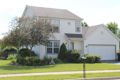 Genoa City Single Family Home Active Contingent With Offer: 277 Deer Path Dr