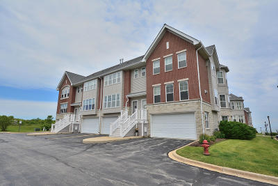 Milwaukee Condo/Townhouse Active Contingent With Offer: 3820 S Lake Dr #43