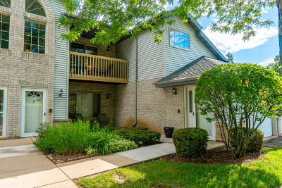 Franklin Condo/Townhouse For Sale: 9390 W Loomis Rd #4