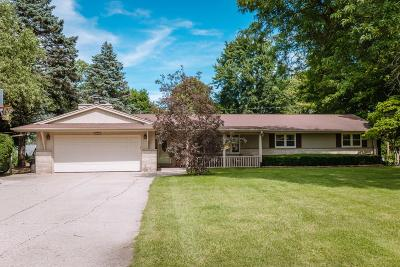 Brookfield Single Family Home For Sale: 4480 N 135th St