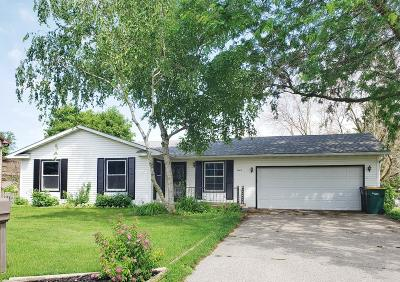 Fort Atkinson WI Single Family Home For Sale: $189,000