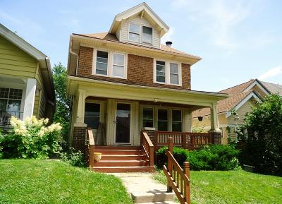 Milwaukee Single Family Home Active Contingent With Offer: 2964 S Mabbett Ave