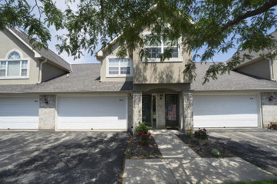 Franklin Condo/Townhouse Active Contingent With Offer: 9128 W Elm Ct #B