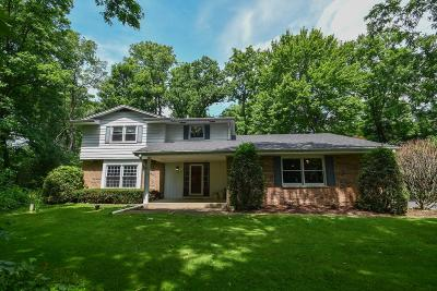 Waukesha Single Family Home Active Contingent With Offer: S40w27000 Oak Grove Ln