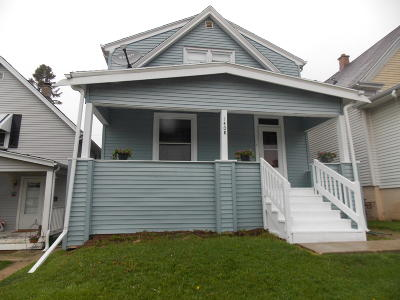 South Milwaukee Two Family Home For Sale: 1408 Missouri Ave
