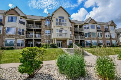 Franklin Condo/Townhouse Active Contingent With Offer: 6995 S Riverwood Blvd #A06