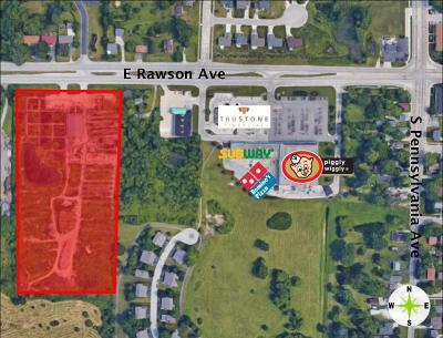 Oak Creek Residential Lots & Land For Sale: 1901 E Rawson Ave #1941