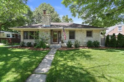 Glendale Single Family Home Active Contingent With Offer: 5705 N Bethmaur Ln